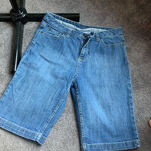 Sonoma long jean shorts